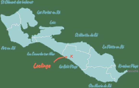 Location de linge sur l'ile de ré