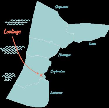Location de linge à Hossegor, Capbreton et Seignosse